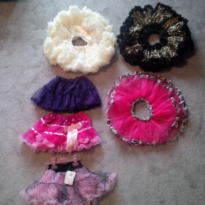 Girl's Skirts & Pettiskirts
