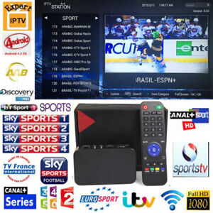 ⭐ SELLING ⭐ Android Box w/ Kodi ⭐New Version Android, Best! ⭐