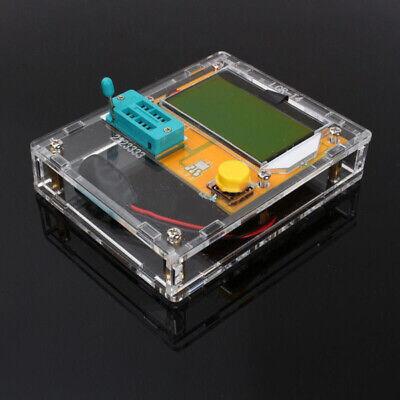 Lcr-t4 Esr Meter Transistor Tester Diode Triode Capacitance Mega328 Durable Part
