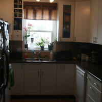 **RENTED**  3B House, Utilities Includ., double car garage