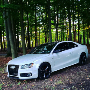 2012 Audi A5 S-Line Coupe