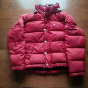 Tommy Hilfiger Boys Down Filled Jacket size 5
