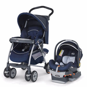 Chicco Cortina KeyFit 30 Travel System Stroller + car seat