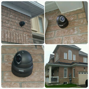 *** 1080P HD SECURITY CAMERA SYSTEM ***