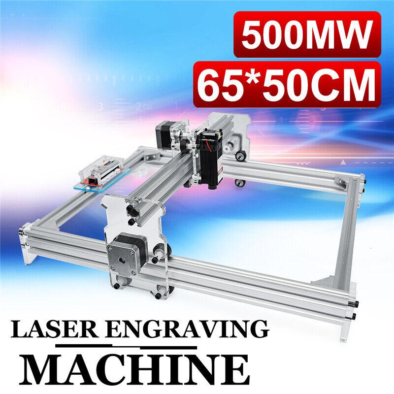 Desktop Laser Engraver Engraving 500mW Machine Picture Marking CNC Printer