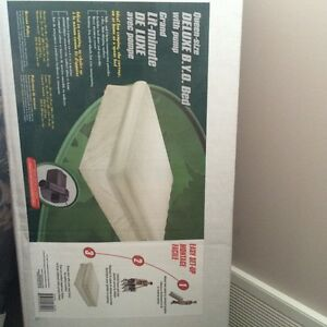Woods Twin Size Deluxe Byo Bed