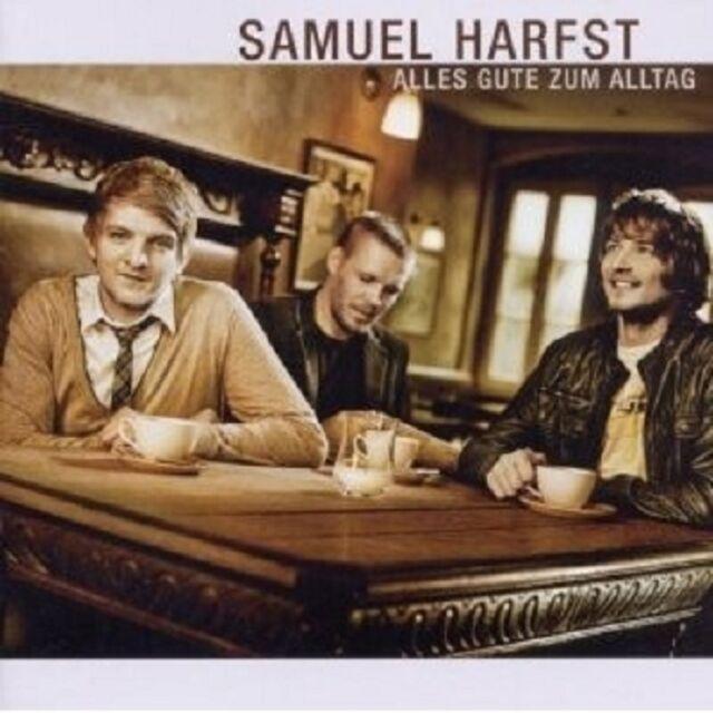 SAMUEL HARFST - ALLES GUTE ZUM ALLTAG CD POP NEU