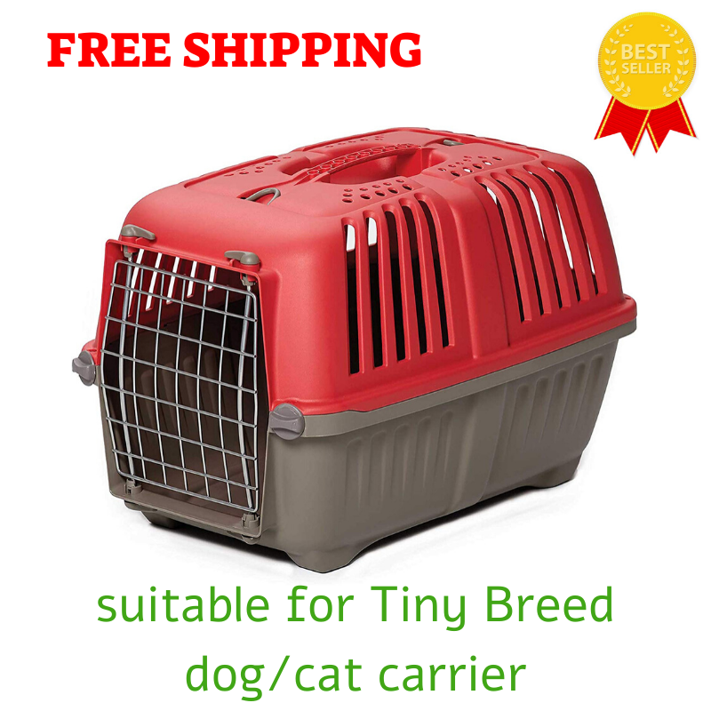 Pet Carrier Cage Handbag For Cats Dogs Travel Carrying Airli