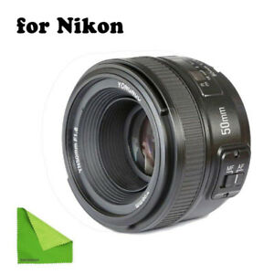 Nikon 50mm by Youngnuo Lens