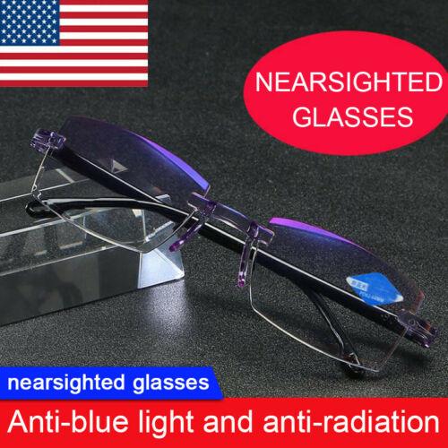 High Hardness Anti-blue Progressive Far And Near Dual Use Reading Glasses USA
