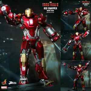 Hot Toys Mark XXXV Red Snapper