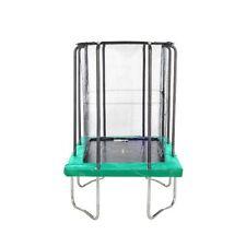 JumpKing JKR69G18 6ft x 9ft Premium Trampoline Rectangular With Mesh Enclosure