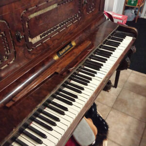 Piano Antique debut 1900 a vendre
