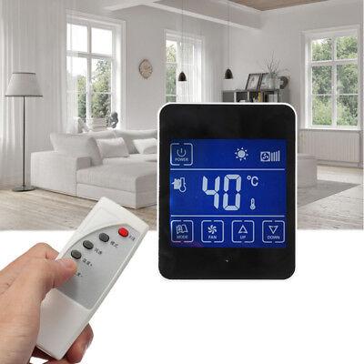 LCD Digital Room Air Conditioning Temperature ler Panel + Remote  US