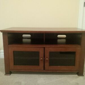 Cherrywood TV Stereo Cabinet