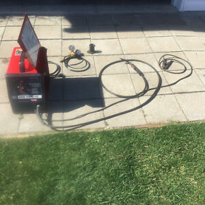 Welder Lincoln electric mig
