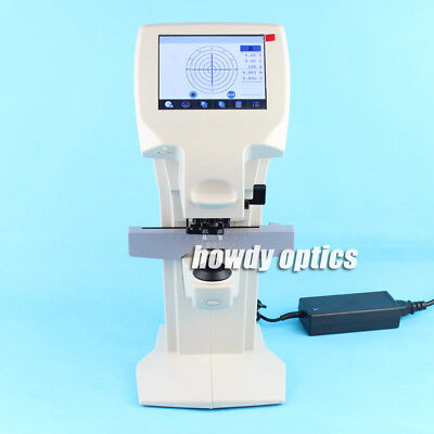 Digital Lens Meter With Uv Tester Pd Tester Printer Full Function Auto Lensmeter