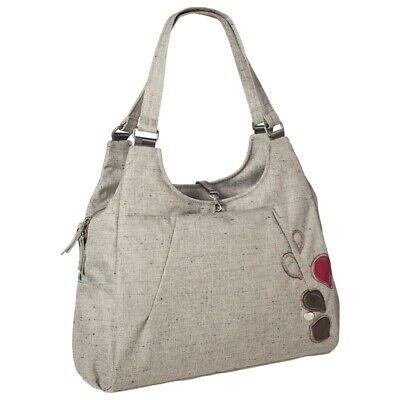 Haiku Renaissance Eco-Friendly Zippered Laptop Tote Bag (Gray/ Women's / Large) ](Gray Tote Bag)