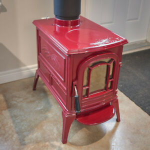 Vermont Castings - Aspen wood stove - Safeguard Chimney & Stoves