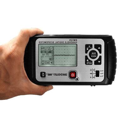 2-in-1 25mhz Pocket Handheld Digital Oscilloscope Scopemeter Multimeter New