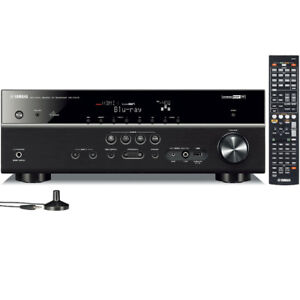 Yamaha RX-V573 7.1-Channel Network AV Receiver for Home Theatre