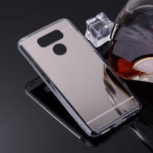 LG G6 Protective Mirror Case (NEW)