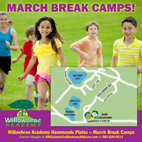 March Break Camps