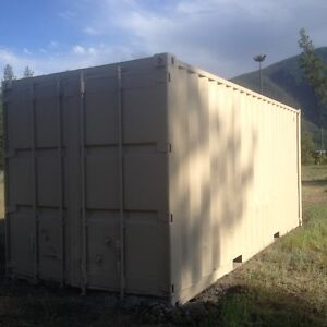 storage containers. for rent or sale
