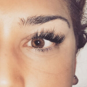Full Set of Lash Extensions ~ Unlimited Lashes!