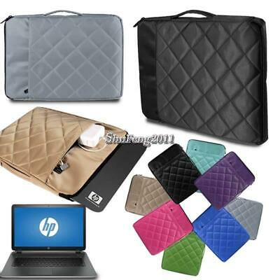 """Soft Carrying Sleeve Case Hand Bag For 11"""" to 15"""" HP EliteBo"""