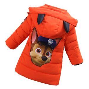 Brand new paw patrol winter jacket