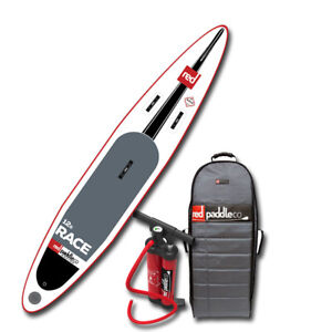 SUP gonflable Red-paddle-co Race elite 12'6 x 26.0 2017