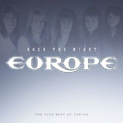 EUROPE 'ROCK THE NIGHT-THE VERY BEST OF' 2 CD (Rock The Night The Very Best Of Europe)
