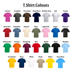 343 FOTL Plain Print Tshirts T Shirts T-Shirt Summer Colour Size Mix