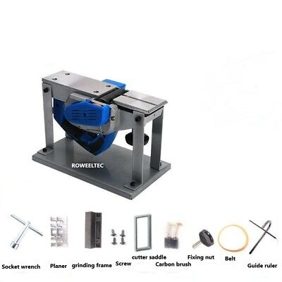 220v Small Flat Planning Machine Electric Planer Portable Planer Woodworking Y