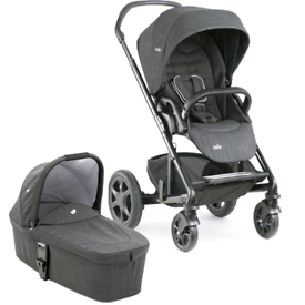Joie Chrome DLX Pushchair & Carrycot BRAND NEW JUST £199 !!!