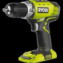 RYOBI ONE+ 18V CORDLESS DRILL DRIVER NEW - Skin Only Without Pack Keysborough Greater Dandenong Preview