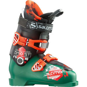 Salomon Ghost FS 80 Ski Boots Mens Sz 27.5 Brand New in a Box