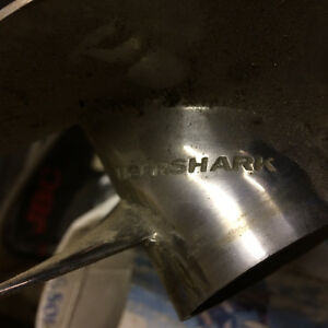 Tigershark 640 impeller prop