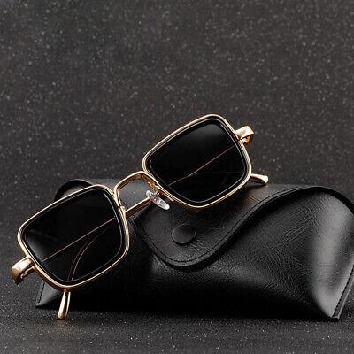 Fashion Sunglasses Men Women Vintage Retro Steampunk Mirror Glasses Unisex