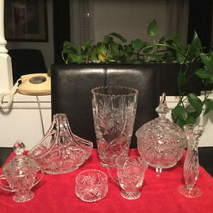 Collection Cristal