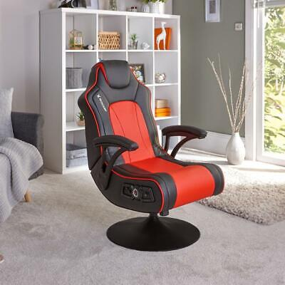X Rocker Gaming Chair - Torque 2.1 Audio Pedestal Chair - Bass Speaker