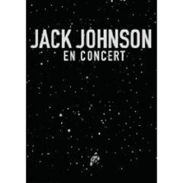 "JACK JOHNSON ""EN CONCERT"" BLU RAY NEU"
