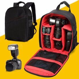 Outdoor Waterproof digital Camera Video backpack Bag