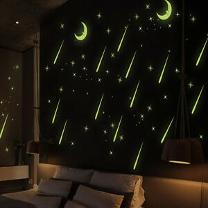 Glow In The Dark Stars Wall Decals Removable Where To