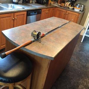 Penn reel and cod rod