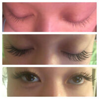 eyelash extension, JULY promotion60 $