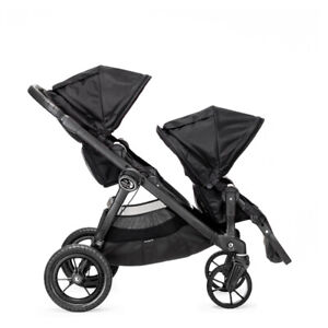 Baby Jogger City Select Double Stroller with Second Seat *New*