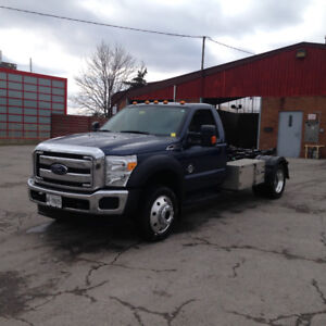 2014 Ford F550 XLT with Multi Lift XR5