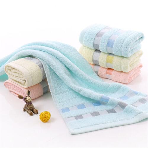 Soft Home Cotton Solid Color towels Bath Sheet Bath Towel Ha